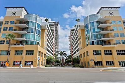 1208 E Kennedy Boulevard UNIT 610, Tampa, FL 33602 - MLS#: T3138863