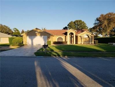 3478 Cedar Crest Loop, Spring Hill, FL 34609 - MLS#: T3138879