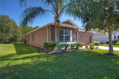 10539 MacHrihanish Circle, San Antonio, FL 33576 - MLS#: T3138900