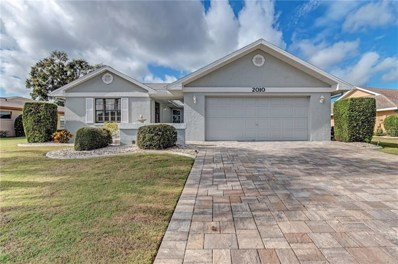 2010 El Rancho Drive, Sun City Center, FL 33573 - MLS#: T3139206