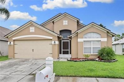 1208 Horsemint Lane, Wesley Chapel, FL 33543 - MLS#: T3139271