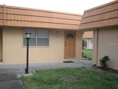 1801 Bedford Lane UNIT 35, Sun City Center, FL 33573 - MLS#: T3139519