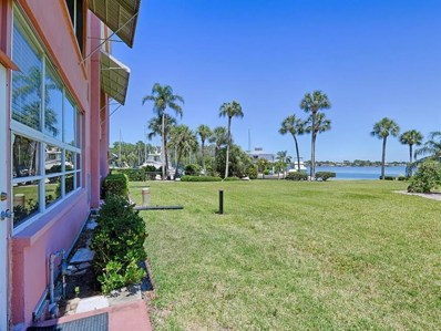 1819 Shore Drive S UNIT 103, South Pasadena, FL 33707 - MLS#: T3139771