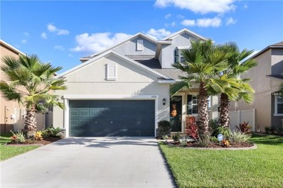 1616 Tallulah Terrace, Wesley Chapel, FL 33543 - #: T3139822