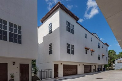 2315 W North A Street UNIT 9, Tampa, FL 33609 - MLS#: T3139969