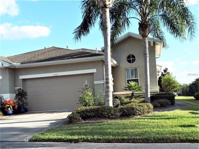 2432 Sifield Greens Way UNIT 47, Sun City Center, FL 33573 - MLS#: T3139972