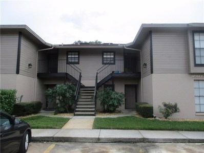 4007 Ashford Green Place UNIT 101, Tampa, FL 33613 - MLS#: T3140467