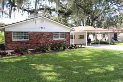 7816 N 53RD Street, Tampa, FL 33617 - MLS#: T3140932