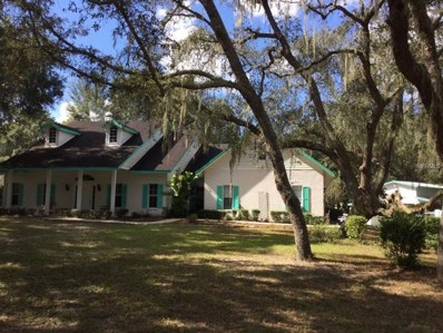 20111 Old Trilby Road, Dade City, FL 33523 - MLS#: T3141262