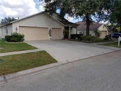 2768 Valencia Grove Drive, Valrico, FL 33596 - MLS#: T3141324