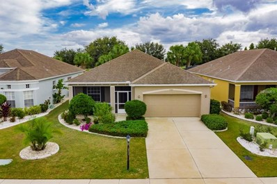 1104 Emerald Dunes Drive, Sun City Center, FL 33573 - MLS#: T3141413