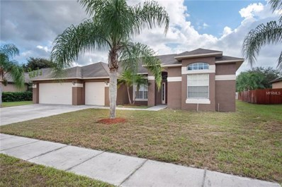 12032 Timberhill Drive, Riverview, FL 33569 - MLS#: T3141486