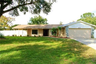 407 Dennison Road, Lutz, FL 33548 - MLS#: T3141533