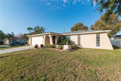 9211 Crabtree Lane, Port Richey, FL 34668 - MLS#: T3141593