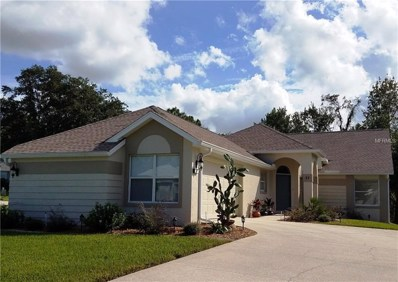 22 Byrsonima Court S, Homosassa, FL 34446 - MLS#: T3141626