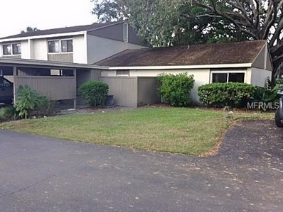 7940 Pine Drive UNIT 41, Temple Terrace, FL 33637 - MLS#: T3141720