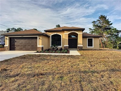4003 Augustine Road, Spring Hill, FL 34609 - MLS#: T3141776