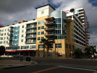 1120 E Kennedy Boulevard UNIT 821, Tampa, FL 33602 - MLS#: T3141803