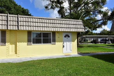 201 Bedford Street UNIT D-86, Sun City Center, FL 33573 - MLS#: T3141968