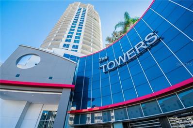 1209 E Cumberland Avenue UNIT 904, Tampa, FL 33602 - MLS#: T3142044
