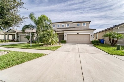11415 Blue Crane Street, Riverview, FL 33569 - MLS#: T3142068