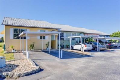 809 Golf And Sea Boulevard UNIT 104, Apollo Beach, FL 33572 - MLS#: T3142258
