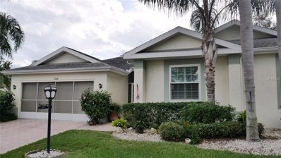 2206 Mayfield Palms Lane UNIT 2206, Sun City Center, FL 33573 - #: T3142261