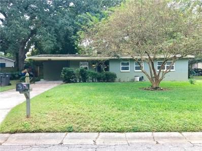 121 Emily Lane, Brandon, FL 33510 - MLS#: T3142333