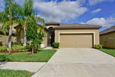 11016 Whittney Chase Drive, Riverview, FL 33579 - MLS#: T3142415
