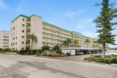 2960 59TH Street S UNIT 401, Gulfport, FL 33707 - MLS#: T3142440