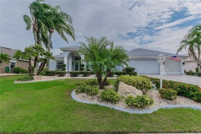 2126 Platinum Drive, Sun City Center, FL 33573 - MLS#: T3142768