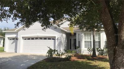 11412 Callaway Pond Drive, Riverview, FL 33579 - MLS#: T3142925
