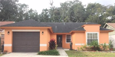 12806 Dunhill Drive, Tampa, FL 33624 - MLS#: T3143163