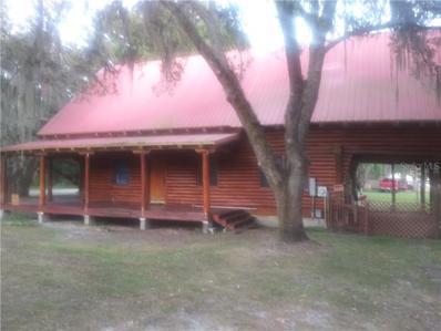 4126 Burrows Road, Zephyrhills, FL 33542 - MLS#: T3143225
