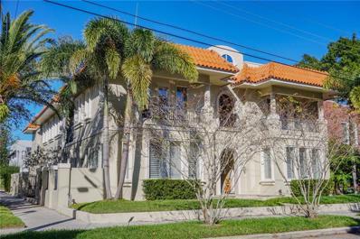 1731 W Watrous Avenue UNIT 201, Tampa, FL 33606 - MLS#: T3143267