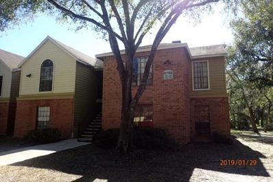 8766 Mallard Reserve Drive UNIT 101, Tampa, FL 33614 - MLS#: T3143360