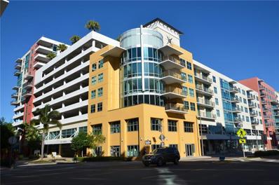 1208 E Kennedy Boulevard UNIT 516, Tampa, FL 33602 - MLS#: T3143514