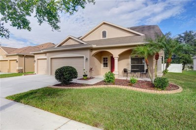 11733 Summer Springs Drive, Riverview, FL 33579 - MLS#: T3143645