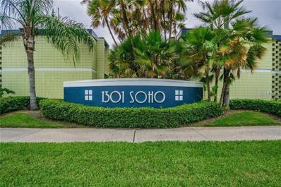 1301 S Howard Avenue UNIT B12, Tampa, FL 33606 - MLS#: T3144102
