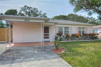 2233 Casa Vista Drive, Palm Harbor, FL 34683 - MLS#: T3144151