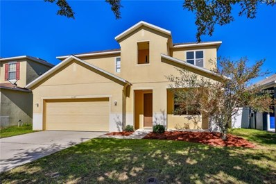 11173 Golden Silence Drive, Riverview, FL 33579 - MLS#: T3144281