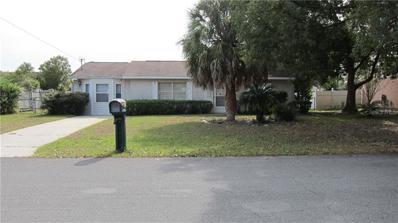11120 Blythville Road, Spring Hill, FL 34608 - MLS#: T3144317