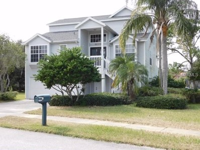 2122 Harbour Watch Drive, Tarpon Springs, FL 34689 - MLS#: T3144523