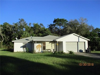 4060 Mendota Avenue, Spring Hill, FL 34606 - MLS#: T3144727