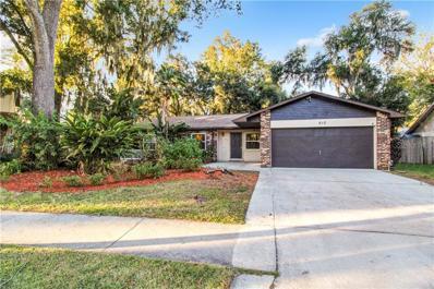 612 Angelica Place, Brandon, FL 33510 - MLS#: T3144938