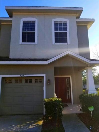 4532 Amberly Oaks Court, Tampa, FL 33614 - MLS#: T3145089