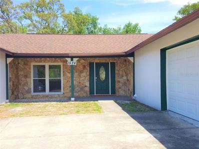 1524 Newhope Road, Spring Hill, FL 34606 - MLS#: T3145370