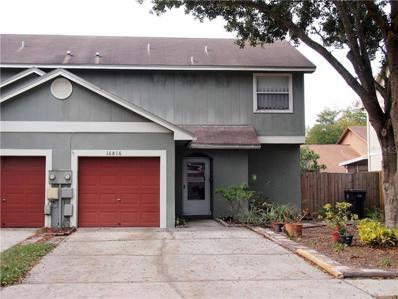 16816 Stanza Court, Tampa, FL 33624 - MLS#: T3145406