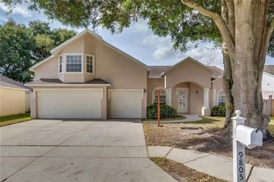 9805 Ocasta Street, Riverview, FL 33569 - MLS#: T3145464