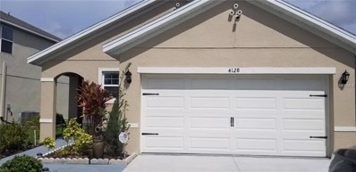 4128 Lindever Lane, Palmetto, FL 34221 - #: T3145507